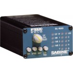 "Sabine FBX SL820 Digital Feedback Eliminator with 1/4"" I/O"