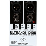 Behringer Ultra-DI DI20 2-channel Active Direct Box / Splitter