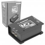 Samson SAMD1 Passive Mono Direct Box