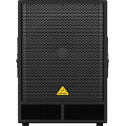"Behringer Eurolive VQ1800D 500-watt 18"" Powered Subwoofer"