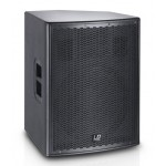"LD Systems GT15A 15"" powered PA loudspeaker"