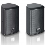 "LD Systems SAT42G2 4"" Passive Installation Monitor Black (pair)"