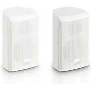 "LD Systems SAT42G2W 4"" Passive Installation Monitor White (pair)"