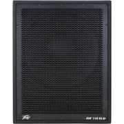 "Peavey Dark Matter SUB118 800W 18"" Powered Subwoofer"