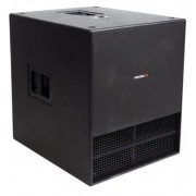 "Proel SW-118HA 18"" 1000W Active Subwoofer"