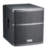 "Soundking FHE18SA 18"" Active Subwoofer"