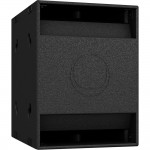 "Turbosound NuQ118B-AN 18"" Band Pass Subwoofer"